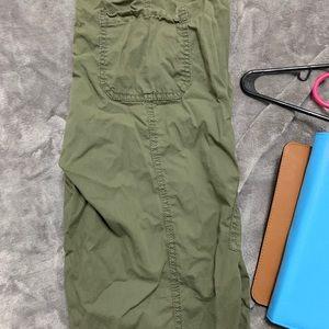 Sonoma Pants - 2 pairs cropped pants